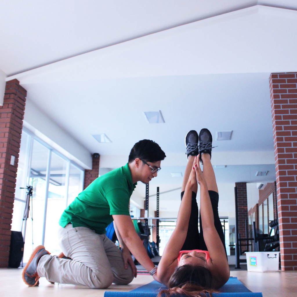 I Stand Corrected: Myofascial Release at Polarity